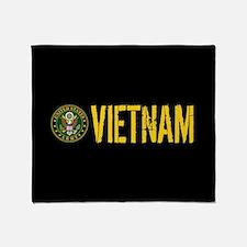 U.S. Army: Vietnam Throw Blanket