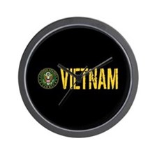 U.S. Army Vietnam Wall Clock