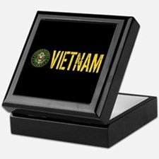 U.S. Army: Vietnam Keepsake Box