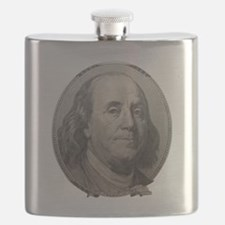 Benjamin Franklin Flask
