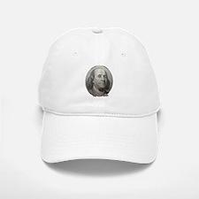Benjamin Franklin Baseball Baseball Cap