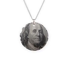 Benjamin Franklin Necklace