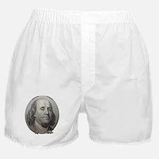 Benjamin Franklin Boxer Shorts