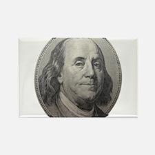 Benjamin Franklin Magnets