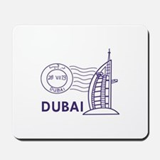 TRAVEL DUBAI Mousepad