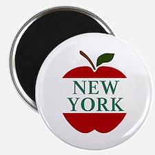 NEW YORK BIG APPLE Magnets