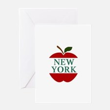 NEW YORK BIG APPLE Greeting Cards
