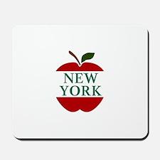 NEW YORK BIG APPLE Mousepad