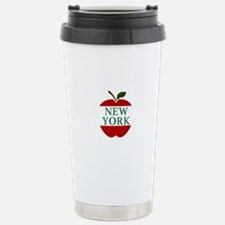 NEW YORK BIG APPLE Travel Mug