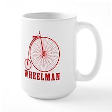 Wheelman Mug