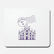 TRAVEL MILAN Mousepad