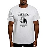 Cecil lion Tops