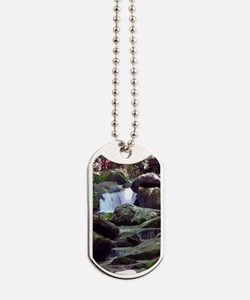 Great Smoky Mountain Stream Dog Tags