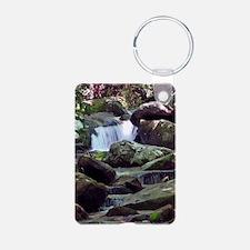 Great Smoky Mountain Strea Keychains