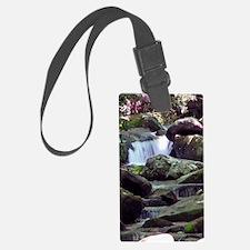 Great Smoky Mountain Stream Luggage Tag