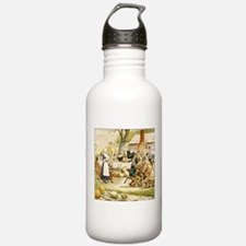 First Thanksgiving Water Bottle