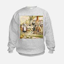 First Thanksgiving Sweatshirt