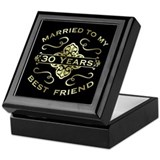 30th anniversary Keepsake Boxes