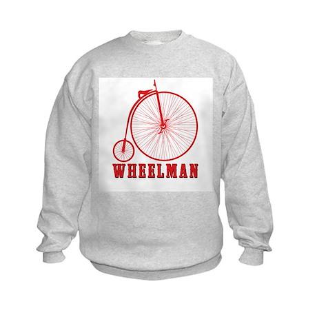 Wheelman Kids Sweatshirt
