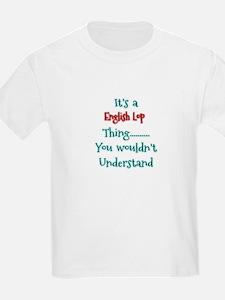 English Lop Thing T-Shirt