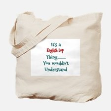 English Lop Thing Tote Bag