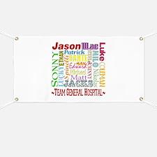 General Hospital Men Banner