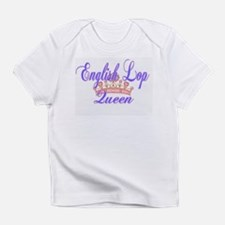 English Lop Queen Infant T-Shirt