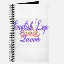 English Lop Queen Journal