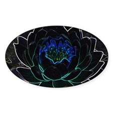 Electric Water Lily  Decal