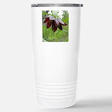 Chocolate Lily Travel Mug