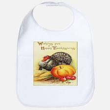 Happy Thanksgiving Bib