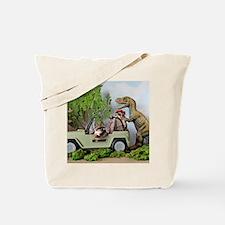 Unique Dinosaur Tote Bag