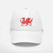 Welsh Dragon Y Ddraig Goch Baseball Baseball Cap