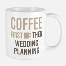 Wedding Planning Mugs