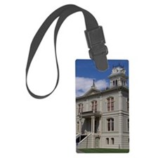 Historic Building Luggage Tag