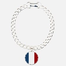 French Flag Bracelet
