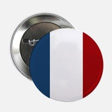 "French Flag 2.25"" Button (10 pack)"