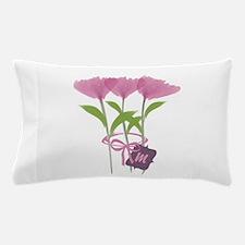 Cool Bright Monogram Pillow Case