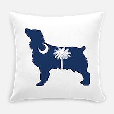 SC Boykin Spaniel Everyday Pillow