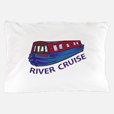 RIVER CRUISE Pillow Case