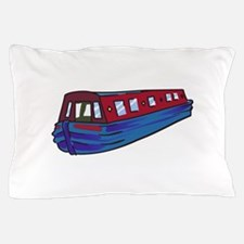 NARROW BOAT Pillow Case
