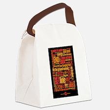 Cute Sales Canvas Lunch Bag