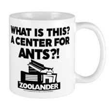 Center for Ants - Black Small Mug