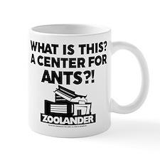 Center for Ants - Black Small Small Mug