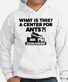 Center for Ants - Black Hoodie