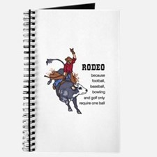 RODEO REQUIRES TWO Journal