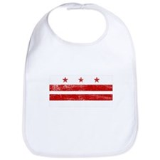 Cute Us capital Bib