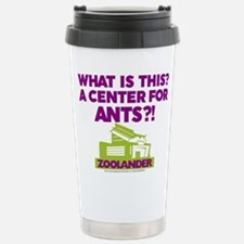 Center for Ants - Color Thermos Mug