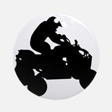 atv Round Ornament