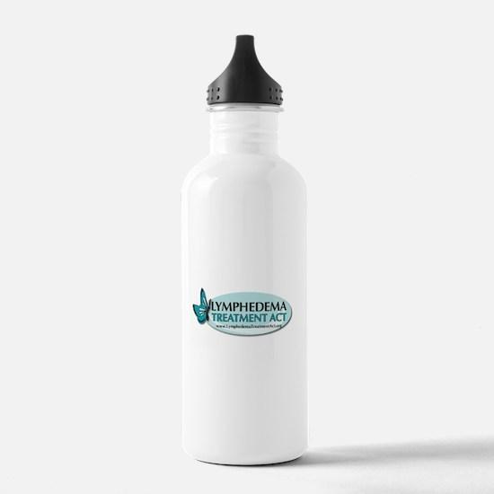 Cute Lymphedema Sports Water Bottle